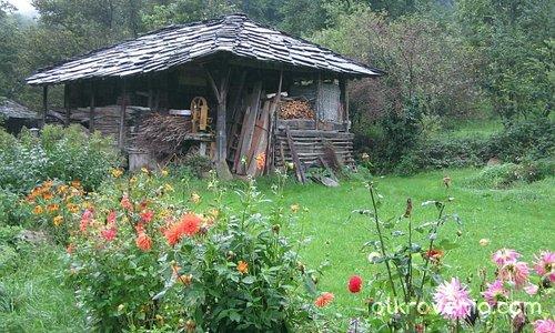 Kъща в планината ;)