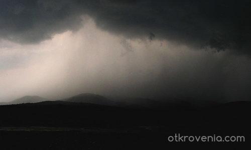 Буреносни облаци