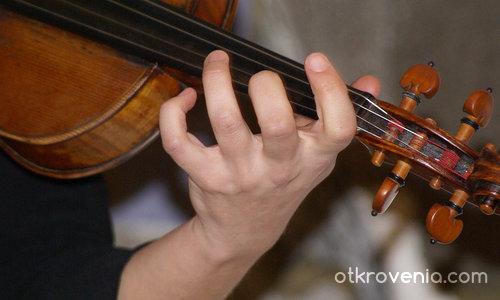 Нежни струни