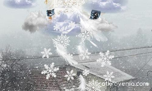 Когато ангелите си устройват бой с възглавници