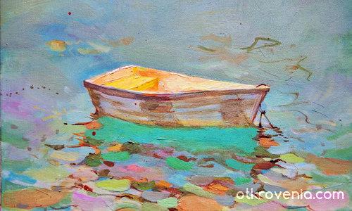 Самотна лодка 2