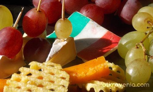 С вкус на Италия