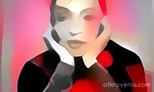Портрет на Певицата ***
