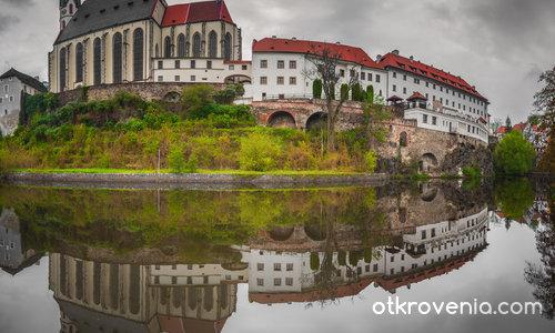 Замъкът Krumlov
