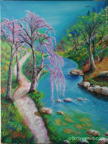 """""""Пролет, край реката"""""""