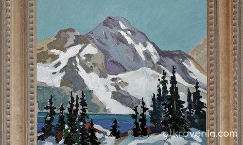 Планината, 710