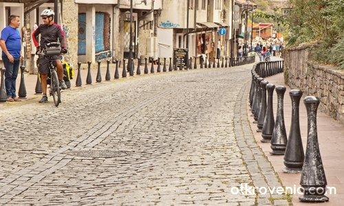 Улицата след празника