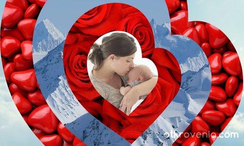 Как да кажа мамо , колко те обичам!