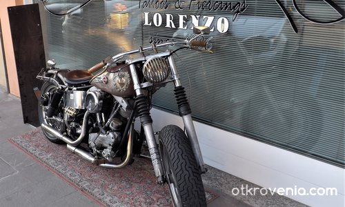 Harley & Tats