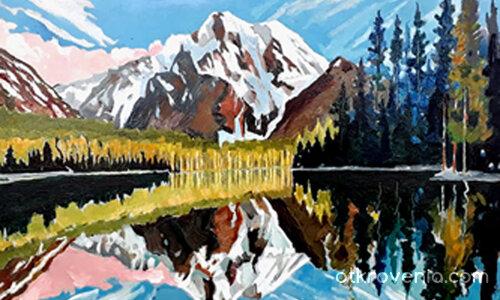 Планината 800