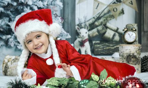 Коледа е близо