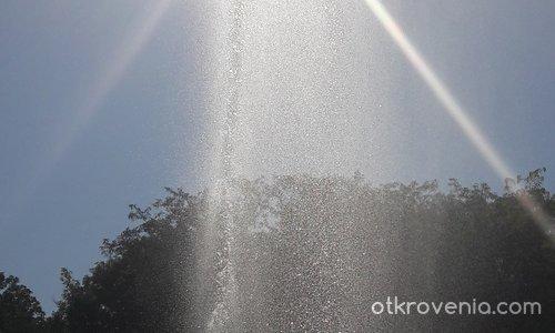 Слънчеви фонтани