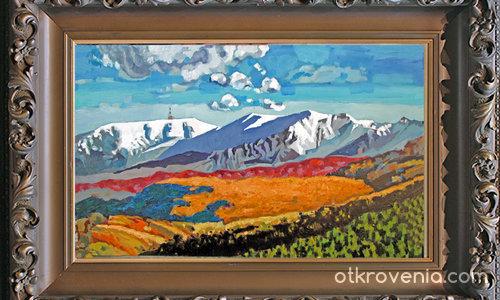 Планината 519 – Ботев връх