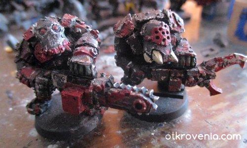 Warhammer- Hard Boyz