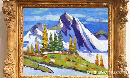 Планината 422