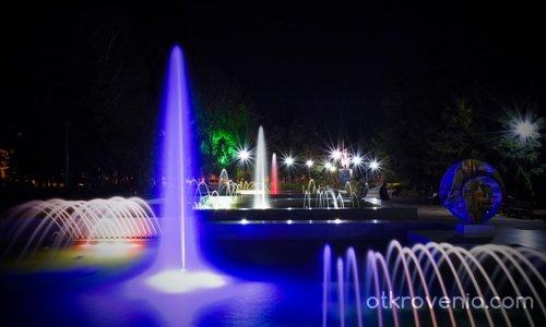 Нощи в Перник...