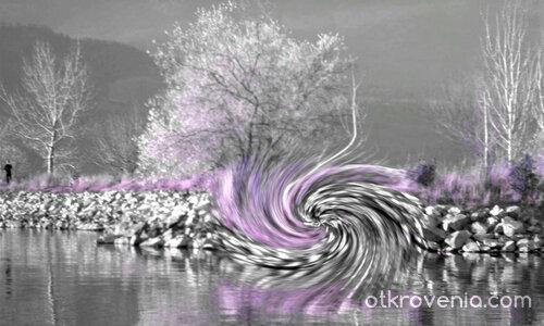 Танцът на дървото