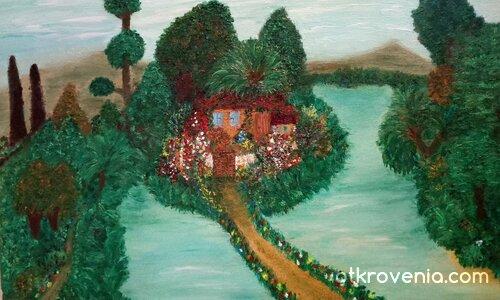 Лято в езерната къщичка
