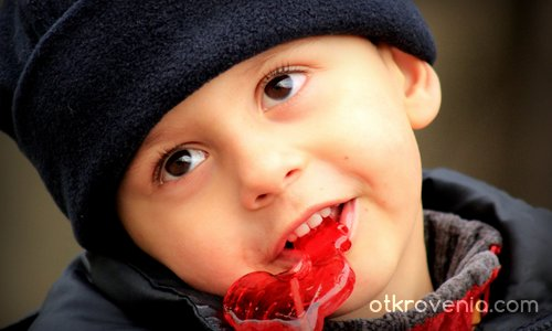 Детенце с петленце