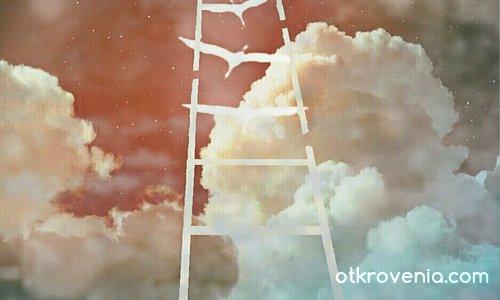 Стълбата, която води към теб