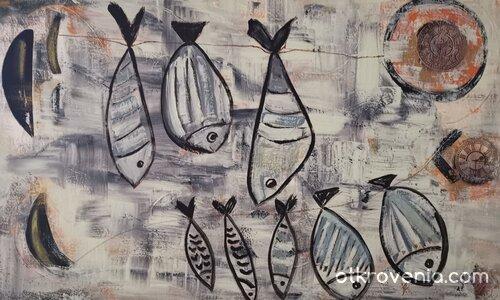 Осем риби