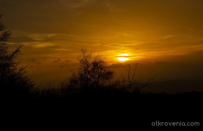 Залез над Копитото