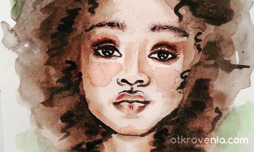Портрет на момиче #2