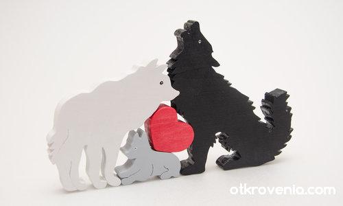 Семейство вълци