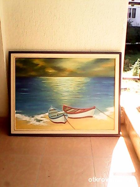 Лодки на брега