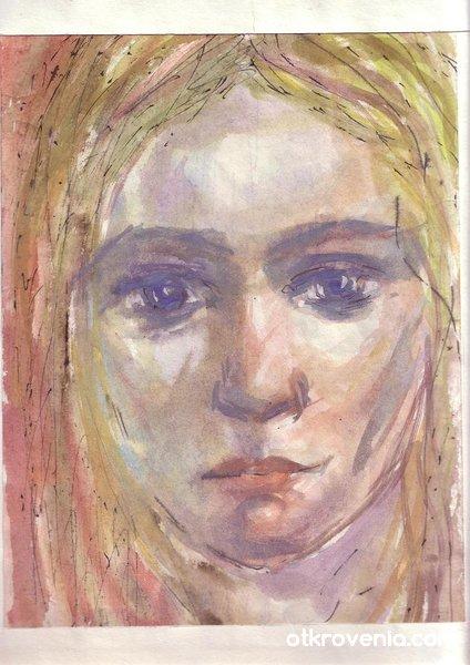 Портрет на момиче 3