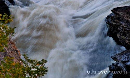 Духът на водопада