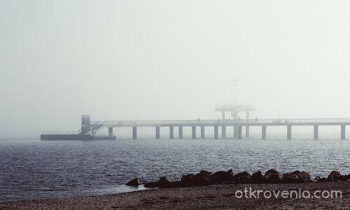 Ноември край морето...