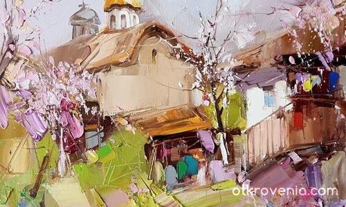 Пролет в Старо Стефаново