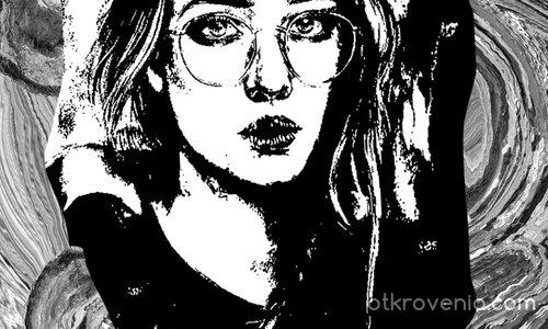 Графичен портрет 14