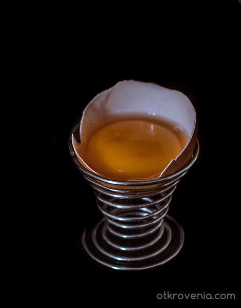 Самотата на вселенското яйце