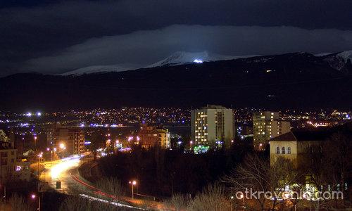 Нощна Витоша