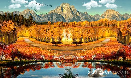 Есенна приказка