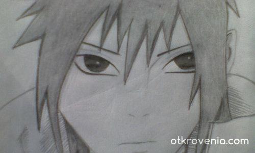 Uchiha Sasuke: I'm an avenger