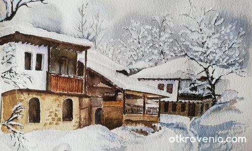 Зимен Орешак
