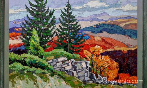 Васильовската планина – 564