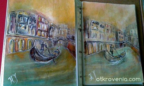 Сънища за Венеция