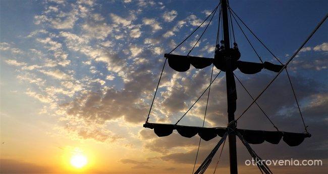 На борда на черната перла