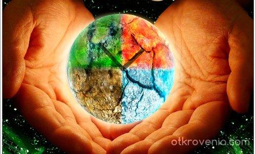 Всичко е в нашите ръце