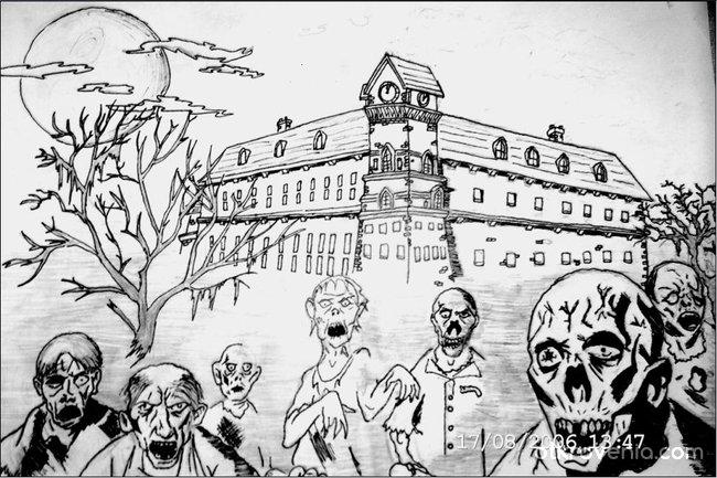 Домът на мъртвите