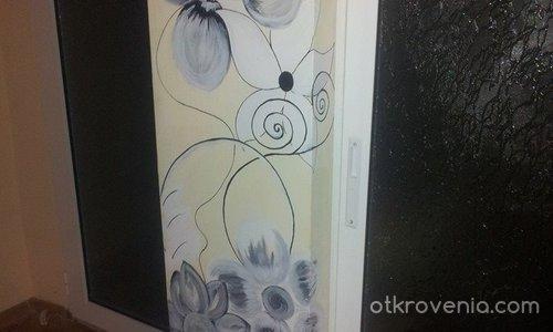 Рисунка на стена