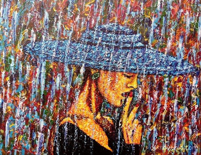 Пролетен дъжд