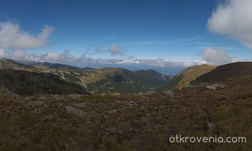 Панорама от Сивричал (2643 м)
