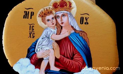 Пресвета Богородица Владимировска