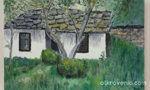 Старият дух на старата къща