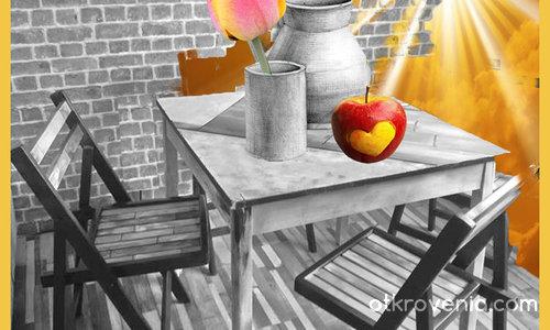 Пуснете любов и светлина в дома